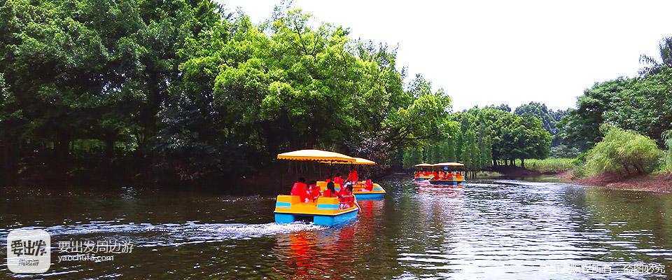 广东| 佛山 南海大湿地主题公园,风光游