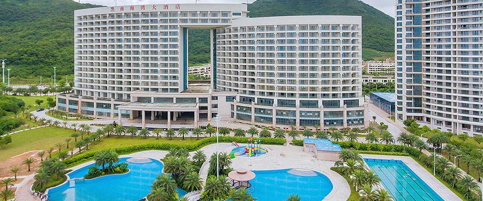 阳江海陵岛南海湾大酒店