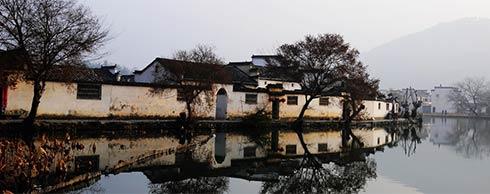 """宏村风景区,感受""""画里乡村"""""""